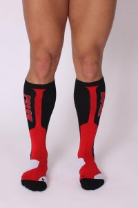 CellBlock 13 Arsenal Socks Red A055