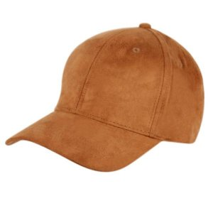 Epoch Faux Suede Hat Tan CP2392