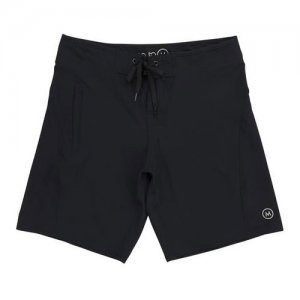 Mojo Downunder Buckler Boardshorts Beachwear Black