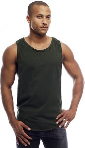 Go Softwear Air Muscle Top T Shirt Olive 4716