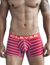 Clever Mayan Pantheon Boxer Brief Underwear Red 2269