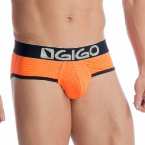 Gigo ESFERIC ORANGE Brief Underwear G01108