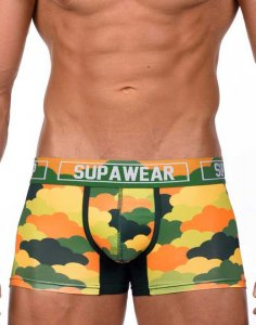 Supawear Cloud 9 Trunk Underwear Savannah