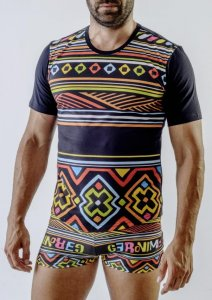 Geronimo Short Sleeved T Shirt 1711T3-1