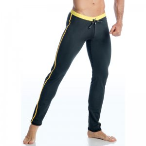 Gigo ROLLING GREY Lycra Long Pants G18114