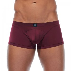 Gregg Homme WONDER Boxer Brief Underwear Burgundy 96105