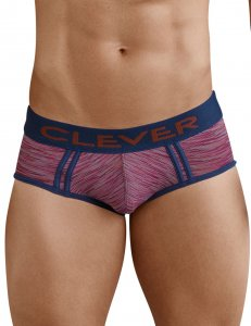 Clever Belgian Piping Brief Underwear Grape 5371