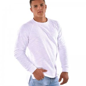 Roberto Lucca Textured Sweater White 90262-00310
