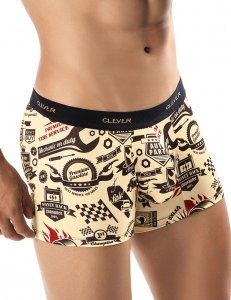 Clever Garage Boxer Brief Underwear Gold 2236