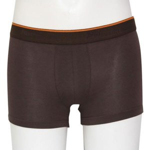 Minerva Sporties Bamboo Boxer Brief Underwear Dark Brown 207...