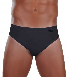 Lord Cotton Brief Underwear Black 333
