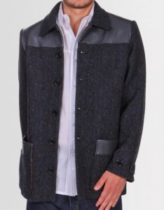 Kear&Ku Harris Tweed Jacket
