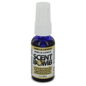 Scent Bomb Air Freshener Vanilla-Licious Concentrated Spray 1 oz / 29.57 mL Men's Fragrances 543808