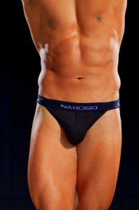 Narciso Slip Brief Underwear OLI 099 BLACK