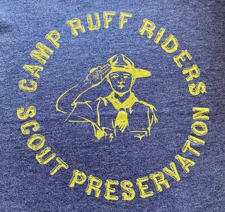 Ruff Riders Camp Ruff Tank Top T Shirt