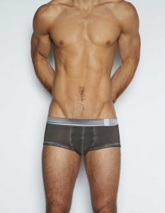 C-IN2 Scuff Punt Trunk Underwear Grey Knight 5164