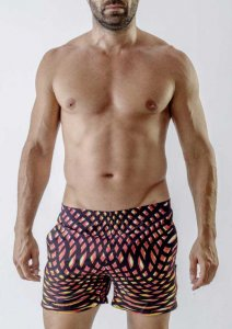 Geronimo Shorts Swimwear 1707P1-2