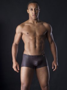 MANstore M256 Mini Pants Boxer Brief Underwear Reptile 2-08255/9023