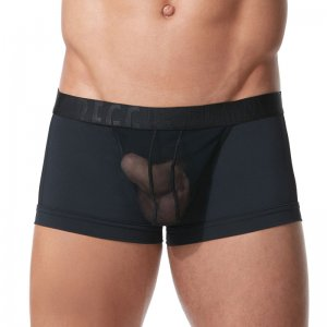 Gregg Homme TEMPTATION Boxer Brief Underwear Black 152105