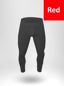 Geronimo Long Johns Long Underwear Pants Red 1861J6-4