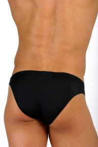 Narciso Brief Bikini Underwear OSVY 014 BLACK