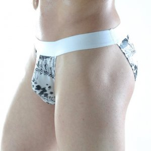 Don Moris Patterned Tanga Bikini Underwear DM220324