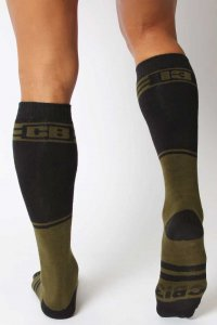 CellBlock 13 Torque 2.0 Socks Army A067
