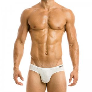 Modus Vivendi Mohair Brief Underwear Off White 03712