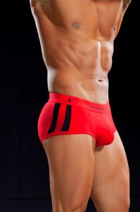 Narciso Mini Boxer Brief Underwear CELLA 059 RED