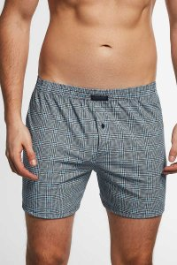 Cornette Comfort Plaid 002/156 Loose Boxer Shorts Underwear ...