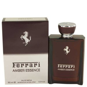 Ferrari Amber Essence Eau De Parfum Spray 3.3 oz / 97.59 mL ...