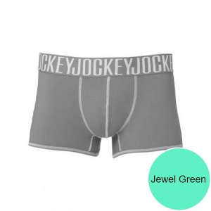 Jockey Gen Boxer Brief Underwear Jewel Green