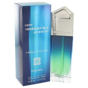Givenchy Very Irresistible Fresh Attitude Eau De Toilette Spray 1.7 oz / 50.28 mL Men's Fragrance 444000