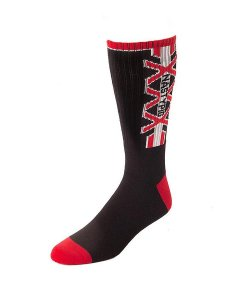Nasty Pig XXX Socks Red 7395