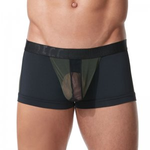 Gregg Homme TEMPTATION Boxer Brief Underwear Khaki 152105
