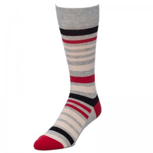 Strollegant EXCESS Crew Socks Red