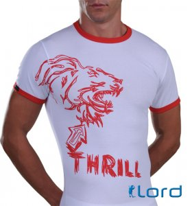 Lord Thrill Short Sleeved T Shirt 8135