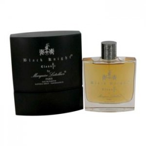 Marquise Letellier Black Knight Classic Eau De Parfum Spray 3.3 oz / 98 mL Men's Fragrance 462266