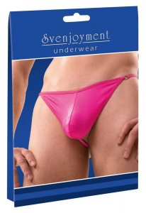 Svenjoyment Ring Mini G String Underwear Pink 2111292
