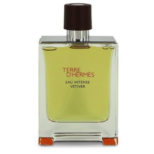 Hermes Terre D'hermes Eau Intense Vetiver Eau De Parfum Spray (Tester) 3.3 oz / 97.59 mL Men's Fragrances 548617
