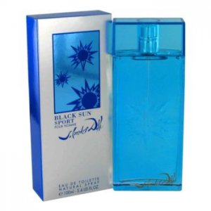 Salvador Dali Black Sun Sport Eau De Toilette Spray 3.4 oz / 100 mL Men's Fragrance 467822