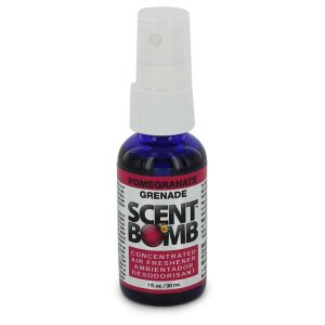 Scent Bomb Air Freshener Pomegranate Concentrated Spray 1 oz / 29.57 mL Men's Fragrances 543807