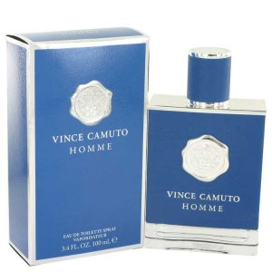Vince Camuto Homme Eau De Toilette Spray 3.4 oz / 100.55 mL Men's Fragrance 510789