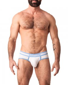 Nasty Pig Mandate Brief Underwear White 5581