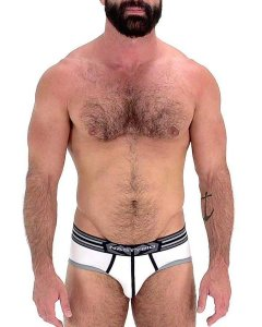 Nasty Pig L33 Brief Underwear White 5609