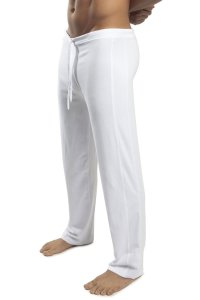 Jack Adams Relaxed Pants White 402-110