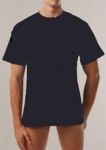 Geronimo Short Sleeved T Shirt Black 270