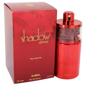 Ajmal Shadow Amor Eau De Parfum Spray 2.5 oz / 73.93 mL Men'...