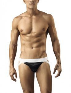 Pikante Surprise Jock Strap Underwear Black 9208