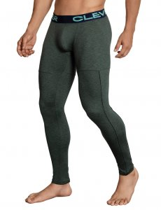 Clever Gordiano Athletic Pants Green 0314